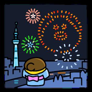 2017年7月29日 第40回隅田川花火大会