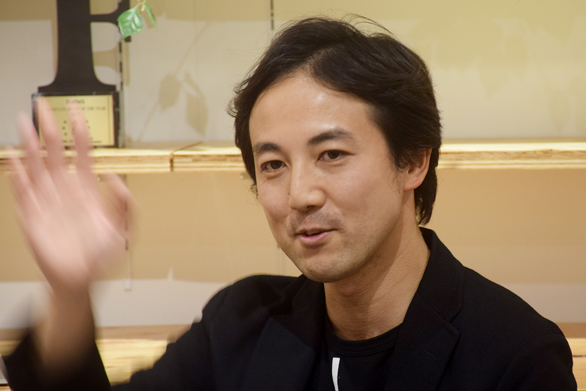 園川慶さん