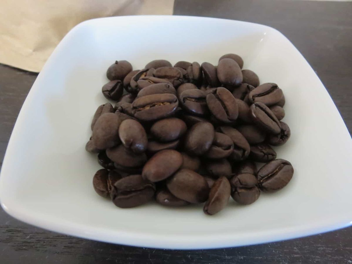 コナコーヒーの豆
