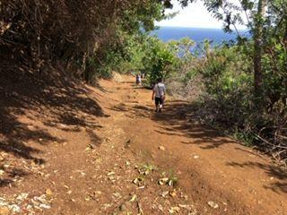 ポロル渓谷トレイルコース