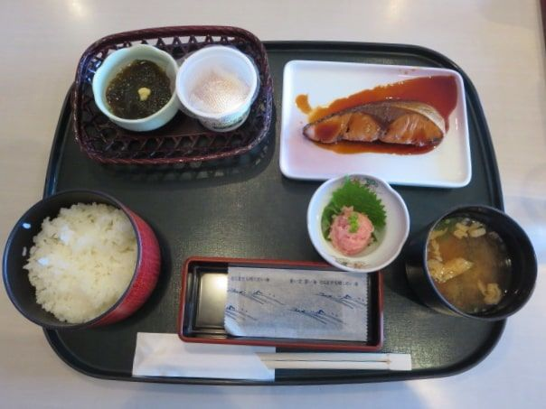 ポイントバケーションリロ勝浦朝食