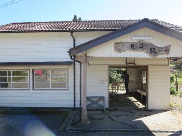月崎駅の写真