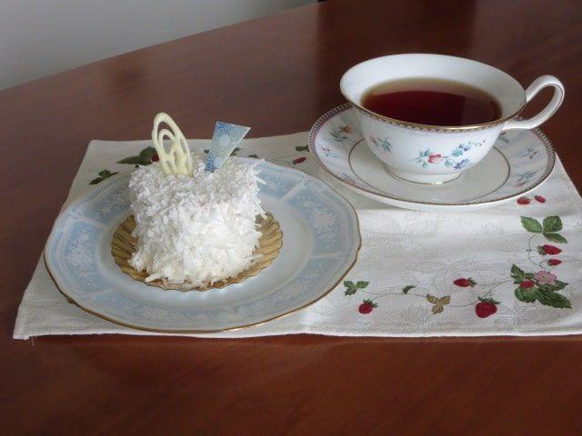 ハレクラニココナッツケーキ