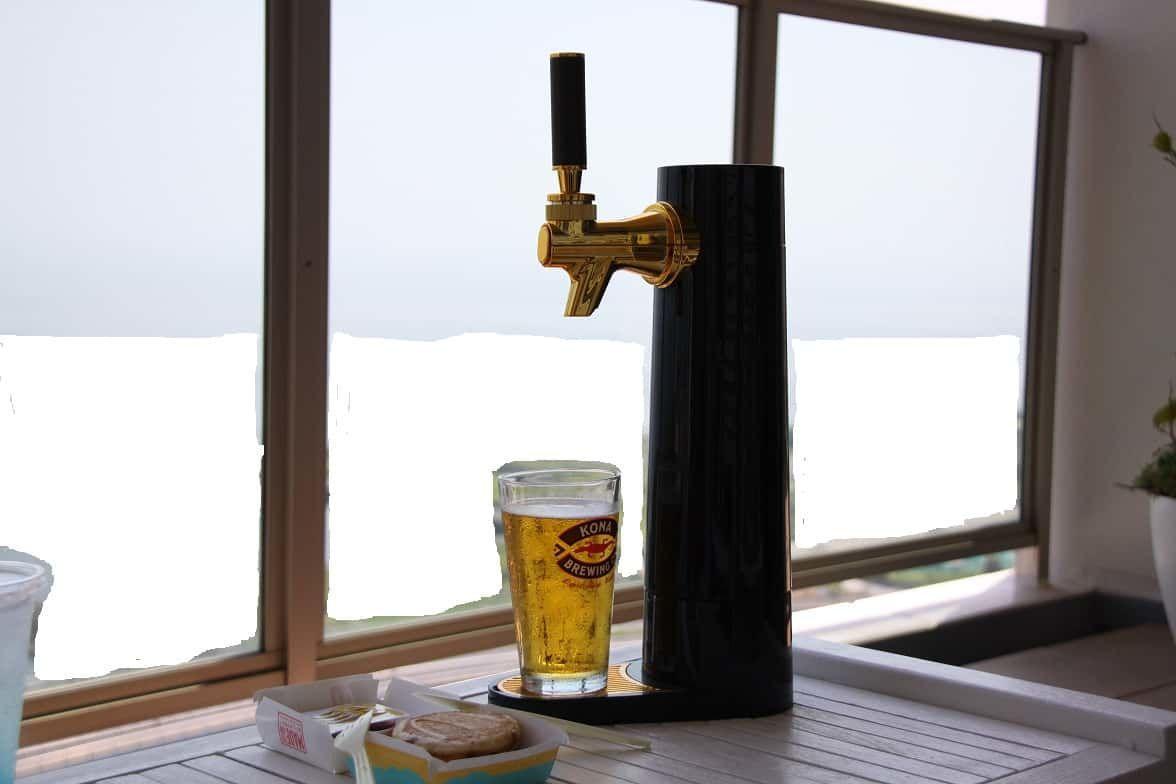 コストコで購入したビールサーバー