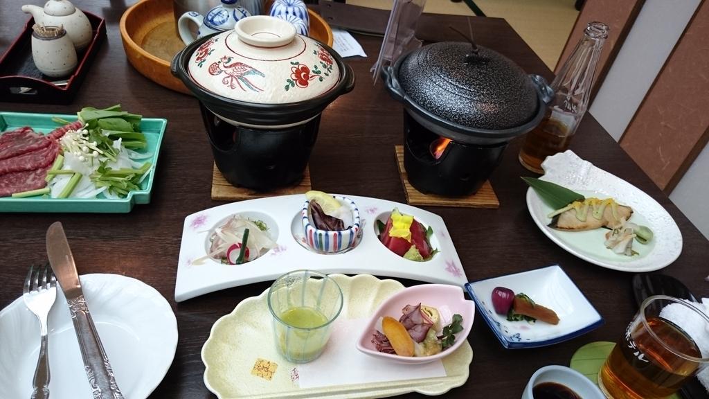 伊豆長岡京急ホテル 夕食