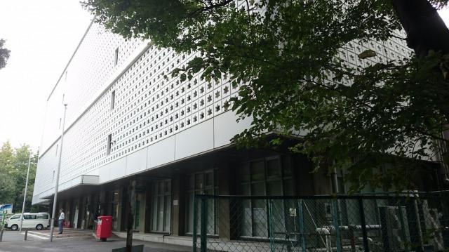 科学技術館 外観