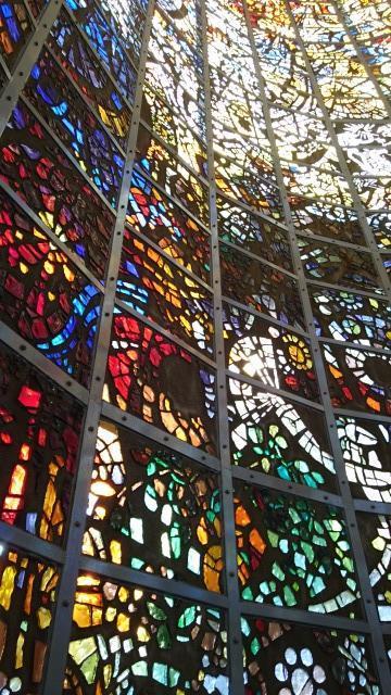 箱根彫刻の森美術館 ステンドグラスの塔