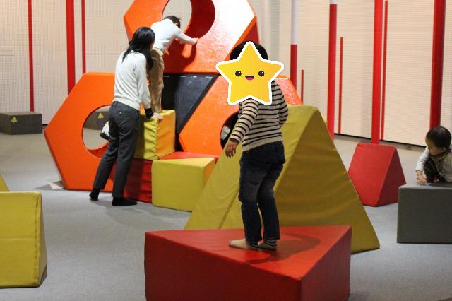 箱根彫刻の森美術館 室内遊び場