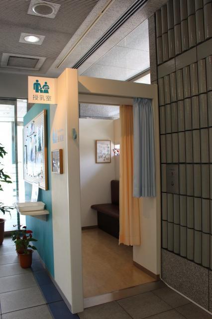 水の科学館 授乳室