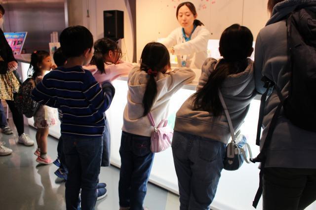 水の科学館 実験ショー