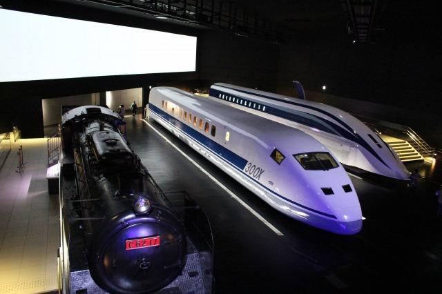 リニア・鉄道館 展示車両