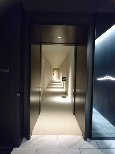 三井ガーデンホテル名古屋プレミア 大浴場入り口