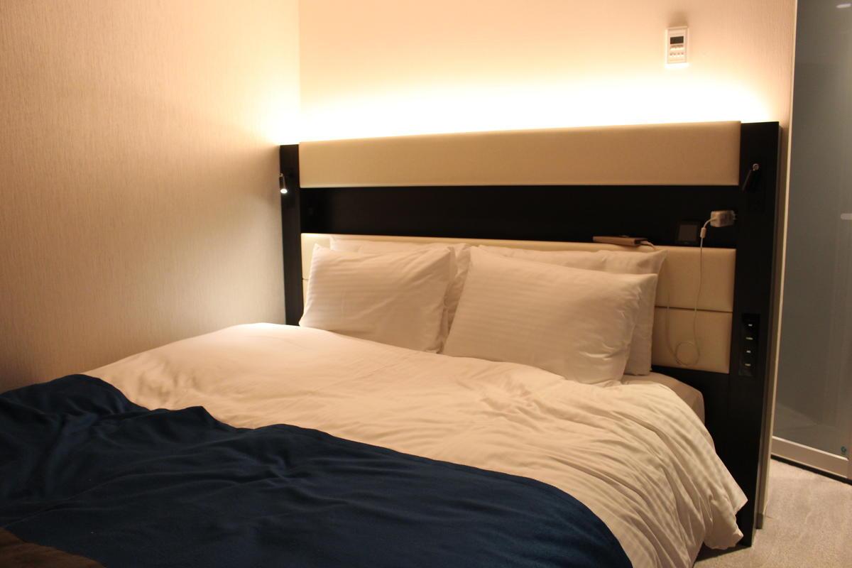 三井ガーデンホテル名古屋プレミア モデレートダブルの部屋