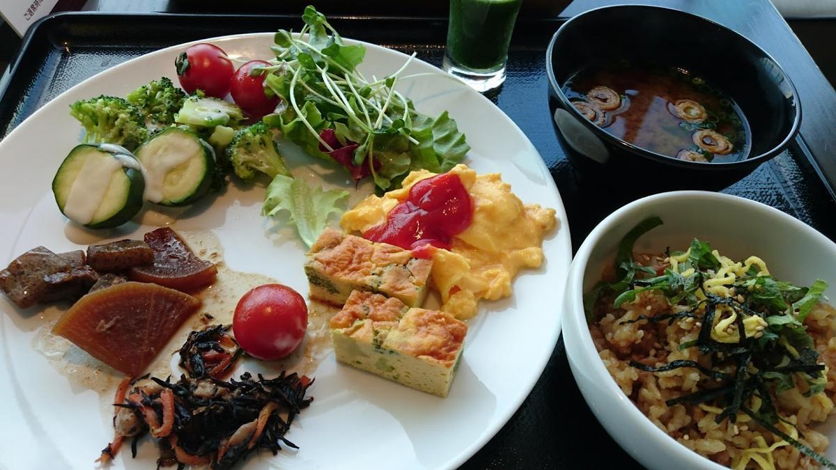 三井ガーデンホテル名古屋プレミア 朝食バイキング