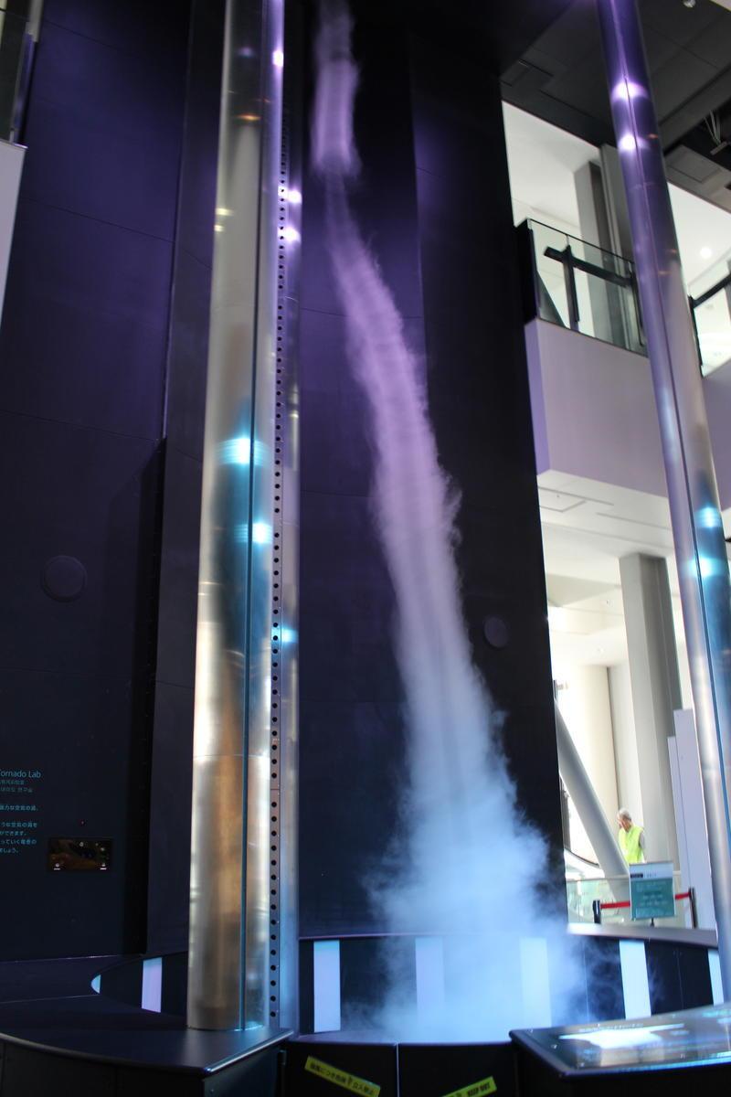 名古屋市科学館 竜巻ラボ