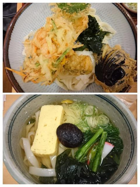 吉田きしめん 料理