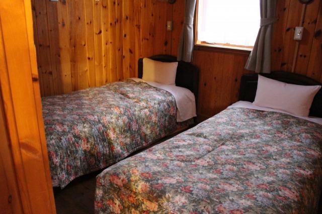 カナディアンビレッジモントリオール 寝室