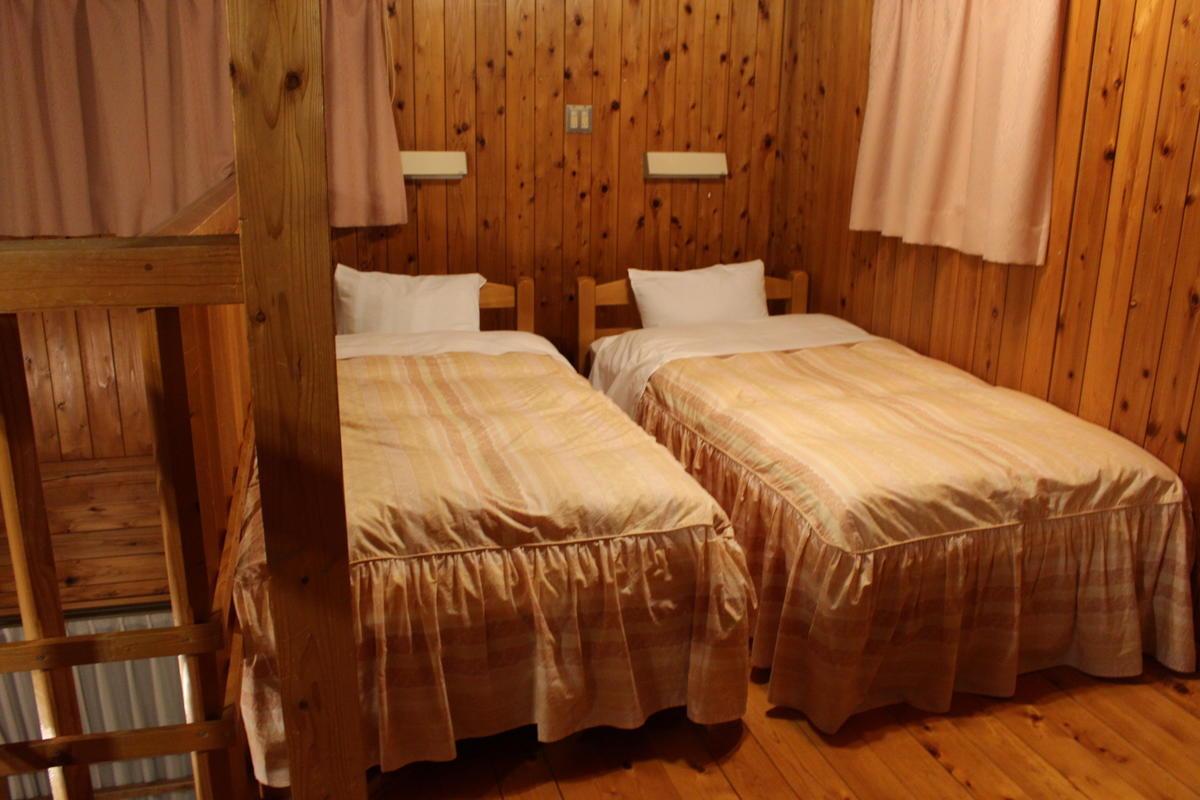 イオックスヴァルト 寝室