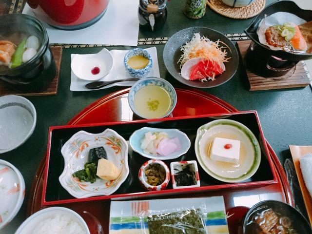 下呂温泉 湯之島館 朝食