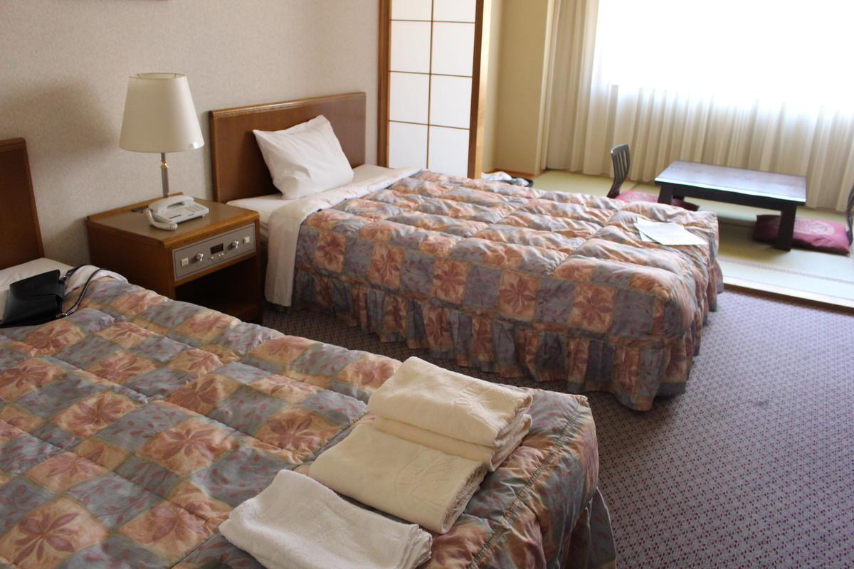八ヶ岳ロイヤルホテル 和洋室