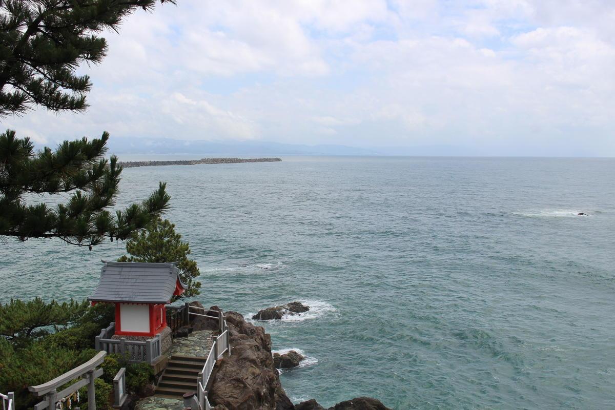 桂浜 海津見神社