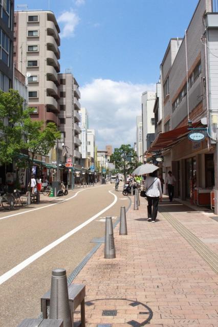 松山ロープウェー商店街