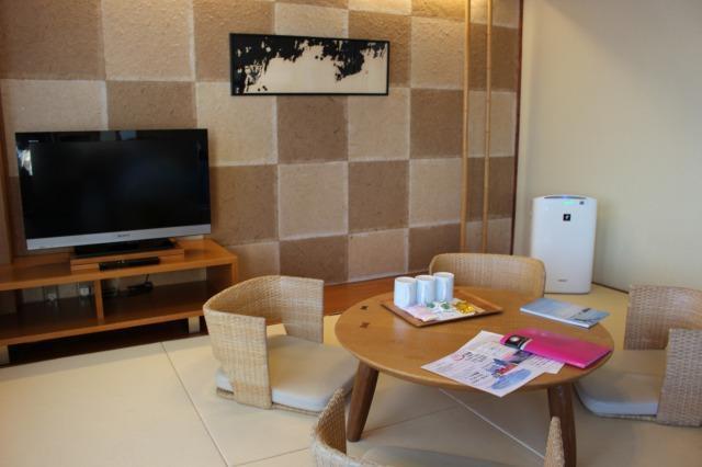 小豆島国際ホテル 和洋室