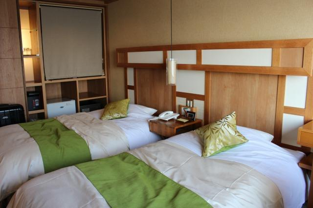 小豆島国際ホテル 部屋