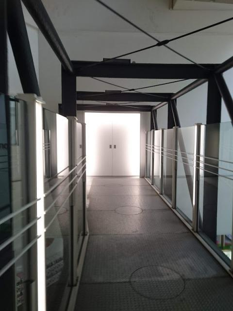 ソニーエクスプローラーサイエンス 館内への入り口