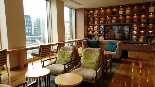 ホテルメトロポリタン仙台イースト 宿泊者専用ラウンジ