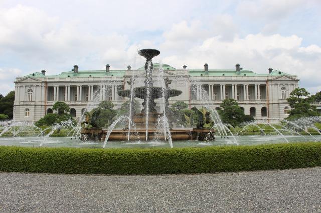 迎賓館赤坂離宮 庭園