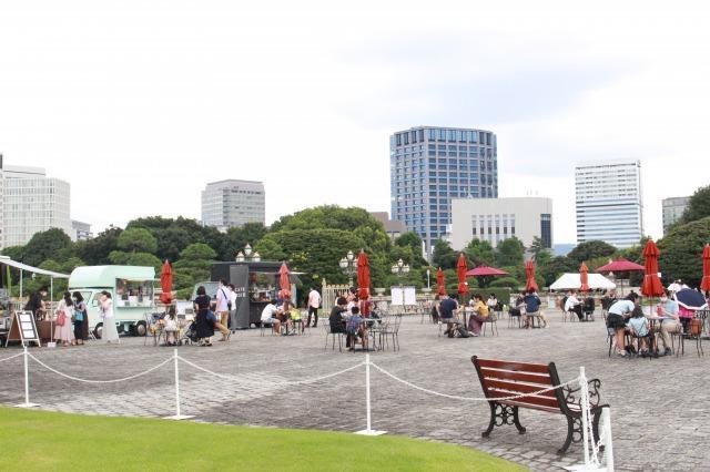 迎賓館赤坂離宮 前庭