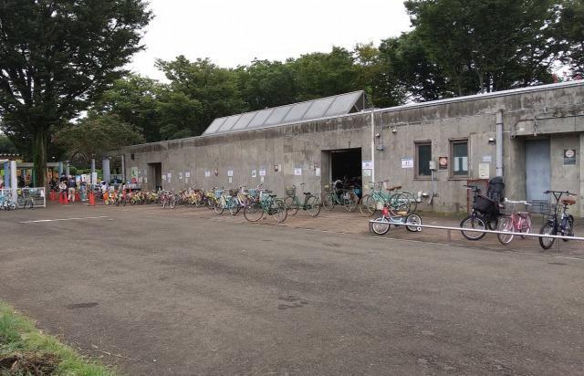 小金井公園 サイクルセンター
