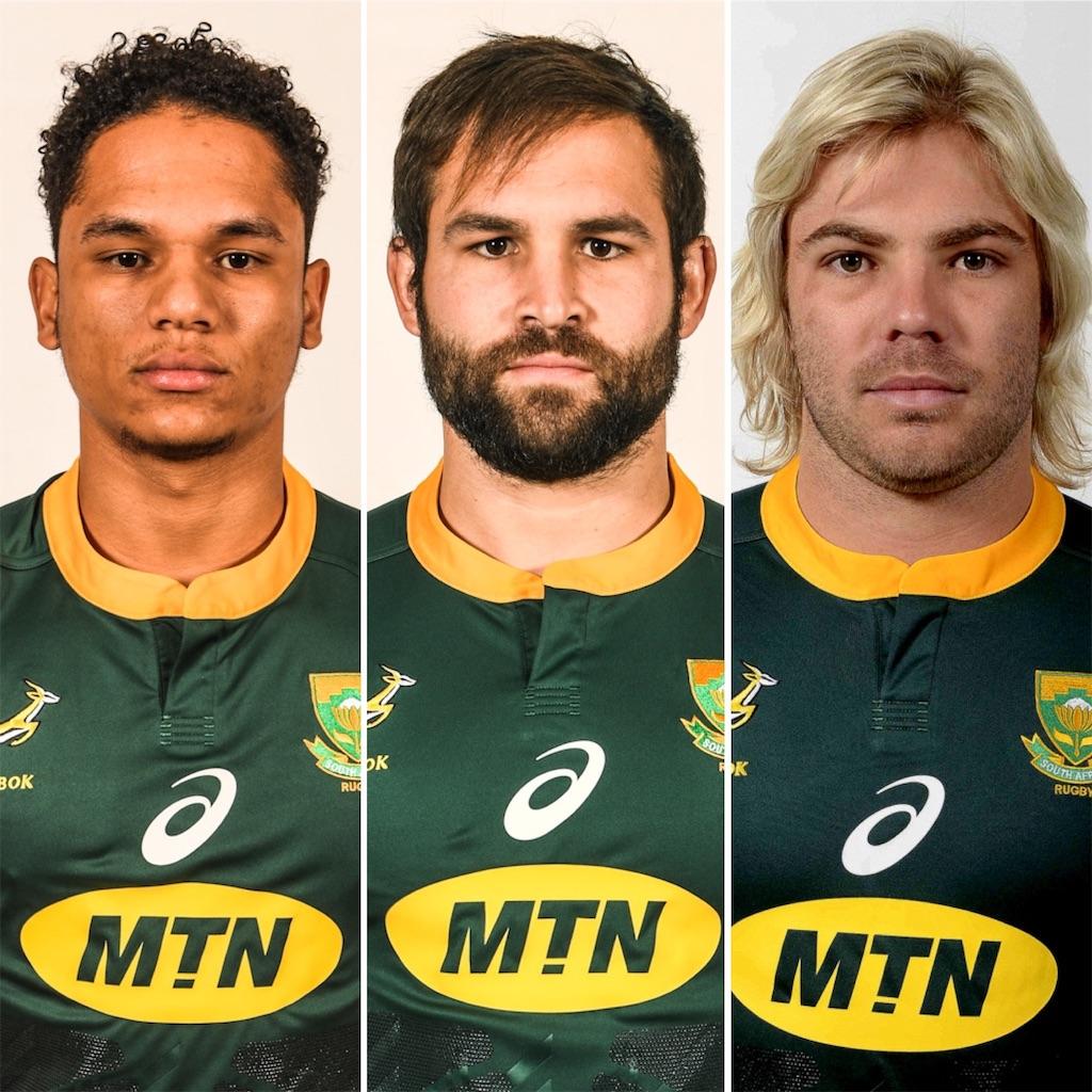 南アフリカ 10 番 ラグビー