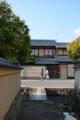 『京都新聞写真コンテスト上賀茂社家の道』