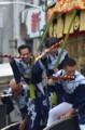 『京都新聞写真コンテスト祇園祭音頭取り』