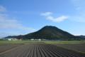 『京都新聞写真コンテスト 三上山遠景』