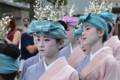 『京都新聞写真コンテスト15祇園祭お迎え提灯その1 』