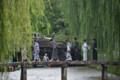 『京都新聞写真コンテスト祇園祭白川行者橋の眺め 』