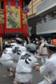『京都新聞写真コンテスト祇園祭長刀鉾2 』