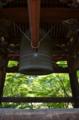 京都新聞写真コンテスト 新緑の中の鐘楼