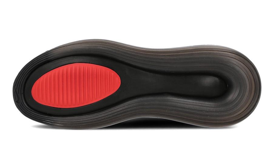 NIKE AIR MAX 720 UNDERCOVER BLACK CN2408-001