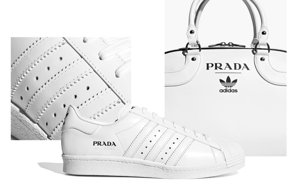 PRADA × ADIDAS ORIGINALS SUPERSTAR プラダ × アディダス オリジナルス スーパースター