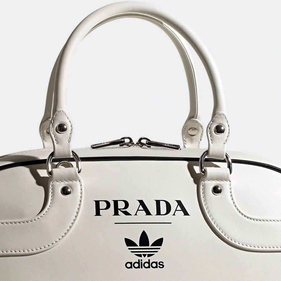 PRADA BOWLING BAG FOR ADIDAS