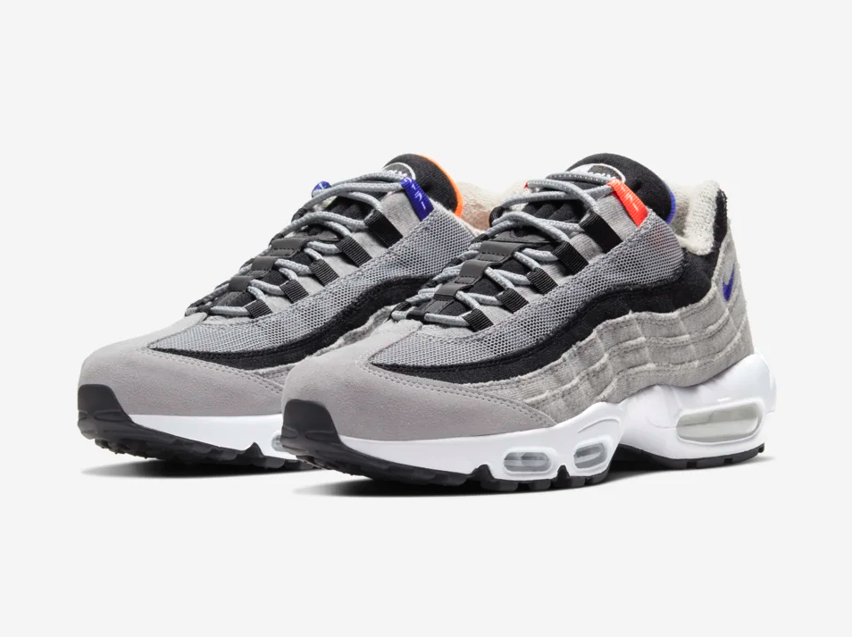 NIKE AIR MAX 95 LOOPWHEELER CQ7853-001