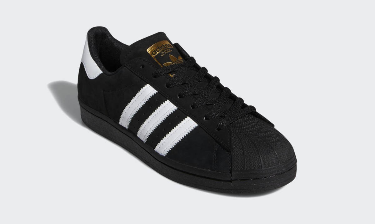ADIDAS ORIGINALS SUPERSTAR CORE BLACK FV0321