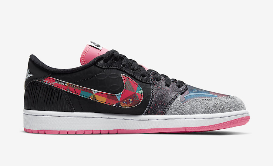 NIKE AIR JORDAN 1 LOW OG CHINESE NEW YEAR CW0418-006