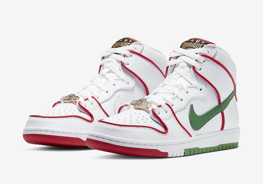 NIKE SB DUNK HIGH PAUL RODRIGUEZ CT6680-100