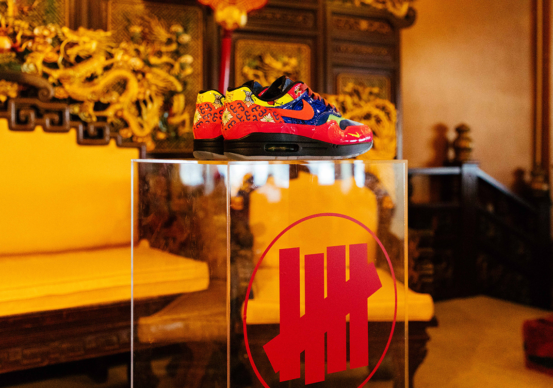 NIKE AIR MAX 1 PRM CHINESE NEW YEAR CU8861-460