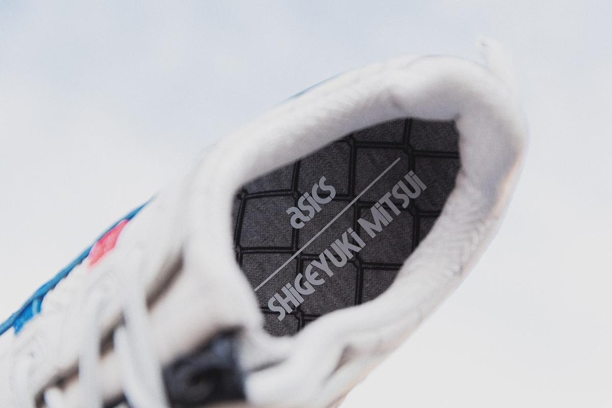 ASICS GEL-LYTE III OG TRICO 2020 MITA SNEAKERS 1193A185-000